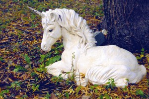Magic unicorn; Shadowfax